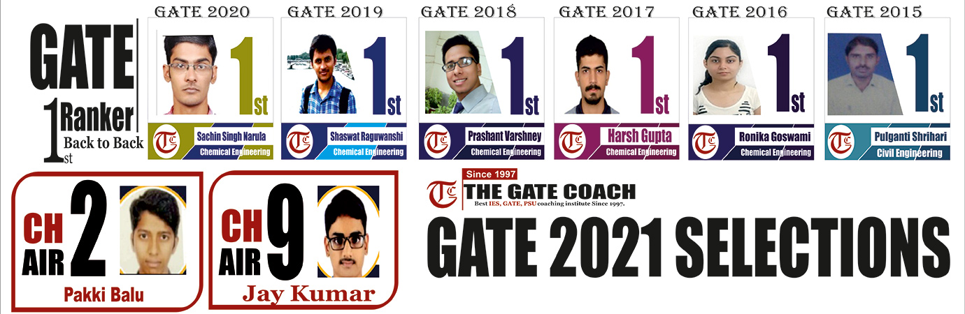 GATE Coaching Delhi - GATE Coaching in Delhi - GATE Coaching Institute in Delhi
